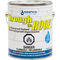Through The Roof 14014 Roofing Sealant