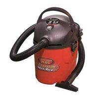 VAC WET&DRY 2HP 2.5GAL 1-1/4IN