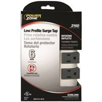 Powerzone OR503105 Surge Protector Tap