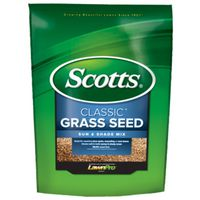 SEED GRASS SUN & SHADE MIX 3LB