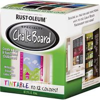 Rustoleum Specialty Chalkboard Latex Paint