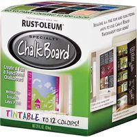 Rustoleum Specialty Chalkboard Latex Paint