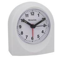 Westclox 47312B Quartz Alarm Clock