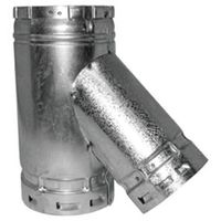 WYE REDUCTION VENT GAS 5 X 4