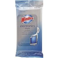 SC Johnson 70227 Windex Cleaning Wipes