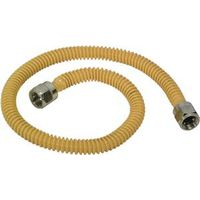 Brass Craft CSSTNN-22N Gas Appliance Connectors