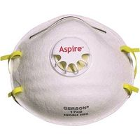 Jackson 64240 Particulate Respirator With Valve