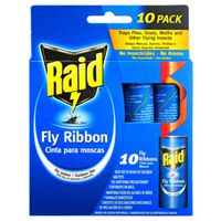 RIBBON FLY TRAP 10PK