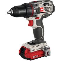 Porter-Cable PCCK600LB Cordless Drill/Driver Kit