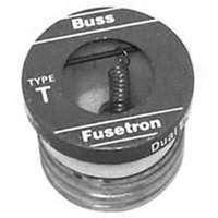 Bussmann T-6-1/4 Low Voltage Time Delay Plug Fuse