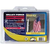 FLAG USA 3X5FT POLYESTER SPUN