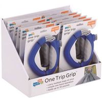 BAG GRIP GROCERY 1-TRIP BLUE