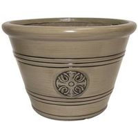 Dynamic Design Sherwood Modesto Planter 15-1/2 in W x 10-1/2 in H