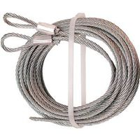 Prime Line GD 52100 Extension Spring/Cable 1/8 in OD x 12 ft L