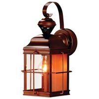 Heathco HZ-4144-AZ Dualbrite Porch Light Fixture