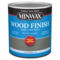 STAIN WOOD SOLID CLSC GRAY