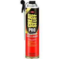 Great Stuff Pro Straw 341553 Gaps and Cracks Insulating Foam Sealant