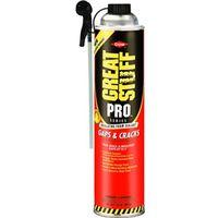 Great Stuff Pro Straw 341553 Gaps and Cracks Insulating Foam Sealant