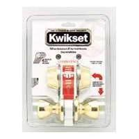 Kwikset Tylo 695T3CP6ALRCSK6 Double Cylinder Deadbolt Entry Knob Lockset