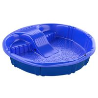 POOL W/SLIDE BLUE 60IN