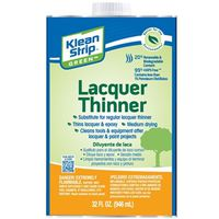 Klean-Strip QKGL75009 Lacquer Thinner