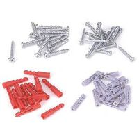 Mintcraft JL821083L Screw/Anchor Set