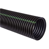 Hancor 03510010 Regular Solid Single Wall Pipe 10 ft