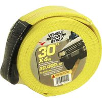 Hampton 02942 Vehicle Recovery Strap