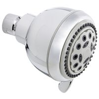 SHOWER HEAD 5FNC CHM 3.35IN