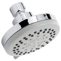 SHOWER HD 5FNC FLW CNTL 3.90IN