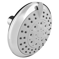 SHOWER HD 5FNC BELL CHM 4.72IN