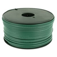 CORD-ONLY 18AWG SPT1 GRN 250FT