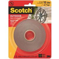 Scotch 411-MEDUIM Mounting Tape