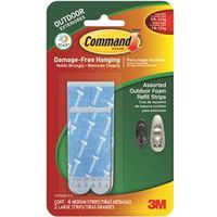 3M Command Outdoor Strip Refill