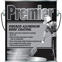 Henry Premier Fibered Aluminum Roof Coating