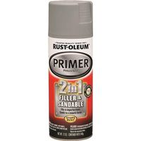 PRIMER SPRAY AUTO 2N1 GRY 12OZ