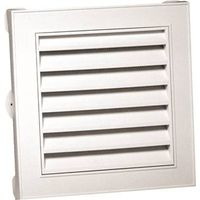 Duraflo 626043-00 Square Gable Vent