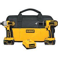 Dewalt DCK265L Compact Cordless Drill Kit