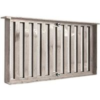 Gaf 500 Grate Foundation Vent with Shutter