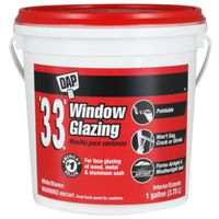 DAP 33 Ready-to-Use Glazing Compound
