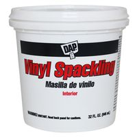 DAP 12132 Ready-to-Use Spackling Compound