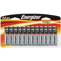 BATTERIES AA 24PACK