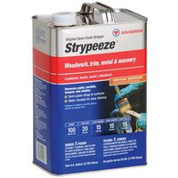 Strypeeze 1103 Paint/Varnish Remover