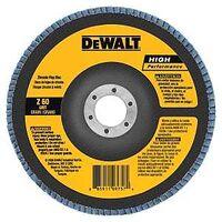 DeWalt DW8353 Coated Type 27 Flap Disc With Hub