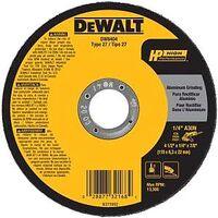 DeWalt DW8404 Type 27 Grinding Wheel