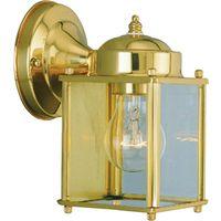 Boston Harbor 4000NH-2-3L Lantern Porch Light Fixture