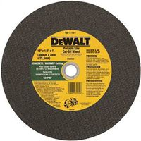 Dewalt DW8026 Type 1 Double Reinforced Cut-Off Wheel