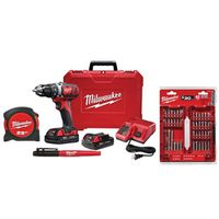 DRILL/DRIVER 1/2IN COMP KIT18V