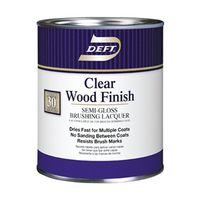 Deft/PPG 011-04 Brushing Lacquer