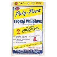 Poly-Pane 2P-24 Storm Window Kit